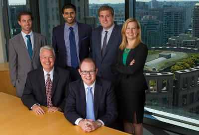 New partners at LK Law, as of August 2014