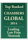 Global Chambers Top Law Firm Network 2014