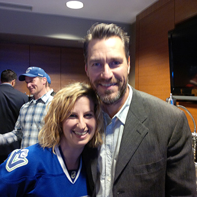 Business Lawyer Erin Easingwood with Kirk McLean