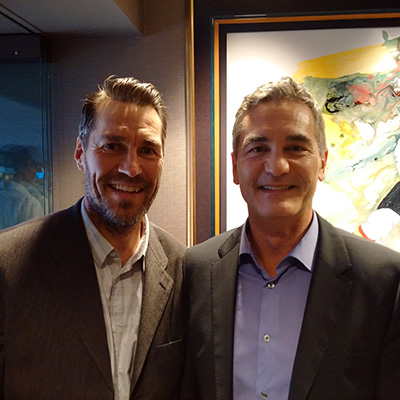 Vancouver Personal Injury Lawyer - Tim Delaney with Kirk McLean