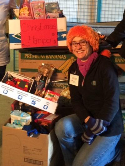 Christmas Bureau 2015 Donation from LK Law
