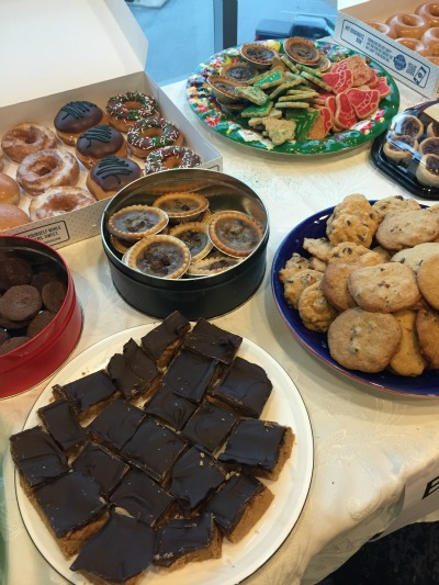 Lindsay Kenney Langley Bake Sale