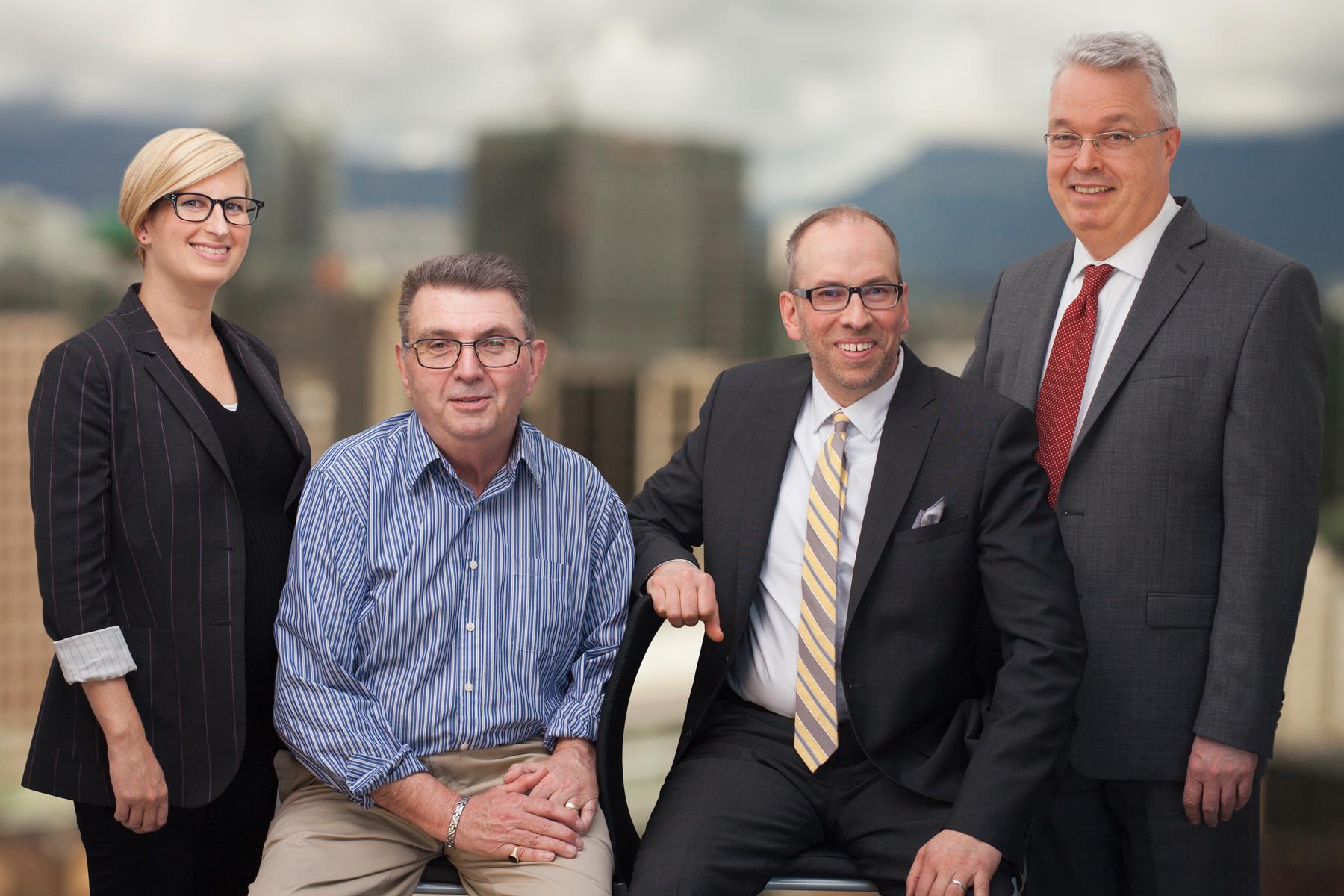 Langley Partners - Erin Easingwood, Kirk Poje, Joel Hagyard & Timothy Grier