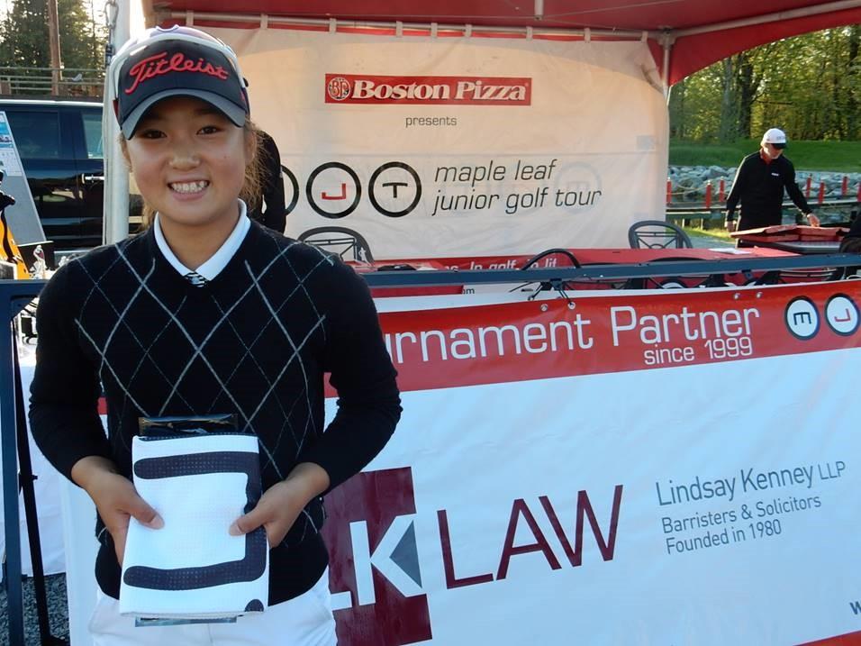 MJT Junior Golf Tour - Lindsay Kenney Classic 2017