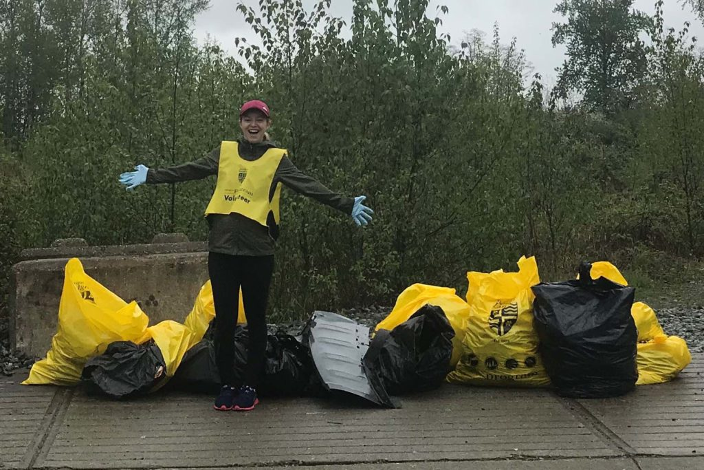 Clean Up Langley 2018