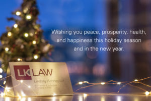 LK Law Season Greetings 2018